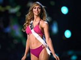 miss spain breaking barriers as first transgender miss universe contestant