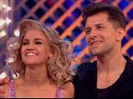 strictly come dancing final: ashley roberts sets the bar high with another perfect score