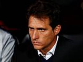 boca juniors coach guillermo barros  schelotto leaves the club after copa libertadores final loss