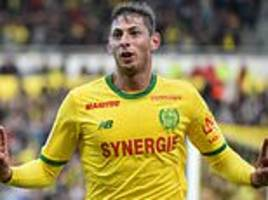 cardiff make bid for nantes striker emiliano sala but face competition