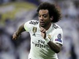 marcelo plays down exit as he reveals he has made no attempt to leave real madrid