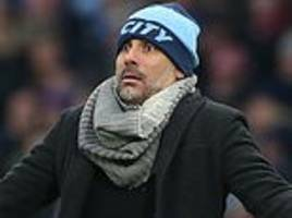 pep guardiola drags his side to win against everton with his energy