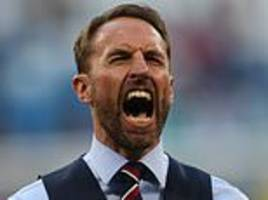 why gareth southgate's waistcoat is tailor-made for bbc sports personality of the year award