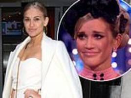 strictly come dancing: ashley roberts confesses show has been 'a mental and emotional strain'
