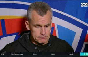 billy donovan: 'our guys competed really hard' | thunder live