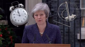 brexit: has anything about may's deal changed?