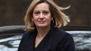 brexit: amber rudd urges mps to 'forge a consensus'