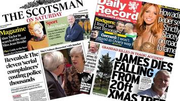 scotland's papers: the serial complainers costing police thousands
