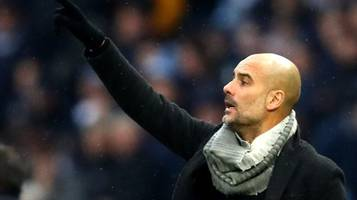 Manchester City 3-1 Everton: Pep Guardiola relived to win 'dangerous, dangerous' game