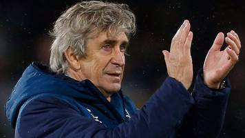 fulham 0-2 west ham: manuel pellegrini says hammers are enjoying their matches