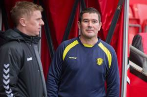 'there was case for calling the game off' says nigel clough after burton albion loss to fleetwood town