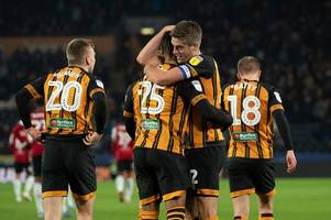 fraizer campbell and tommy elphick shine as hull city see off brentford - player ratings