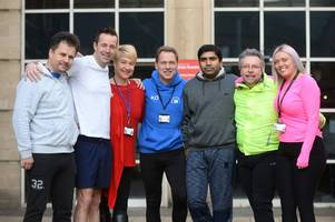 council staff take part in zumba, football, and even sing in a choir as leaders look to reduce sickness rates