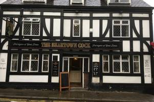 'we want to have something for everyone' - couple re-open centre pub and will soon be offering food