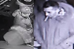CCTV images released following serious sexual assault outside Farnham library