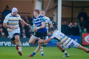 Ruaridh McConnochie draws confidence for Leinster clash from Bath Rugby baptism of fire