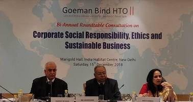 goeman bind hto bi annual round table conference on csr, ethics and sustainable business