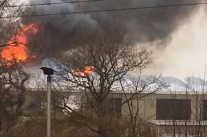 Fire breaks out at Chester Zoo as visitors are evacuated