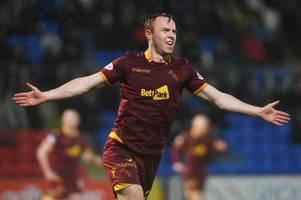 St Johnstone 1 Motherwell 2 as Mark Gillespie saves penalty for second week running to help seal points