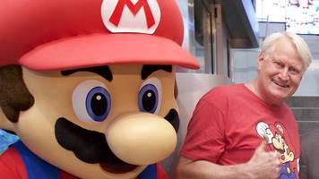 Super Smash Bros. Ultimate is Charles Martinet's 100th credit as Mario