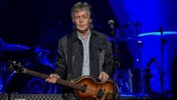 Sir Paul McCartney's London home targeted by thieves