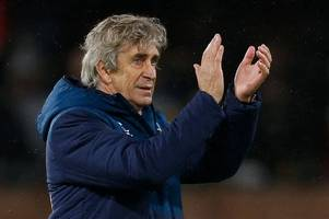pellegrini transcript: every word on fulham win, snodgrass, anderson & fans chanting for him