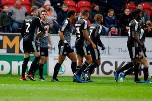 reading fc player ratings from draw at rotherham united