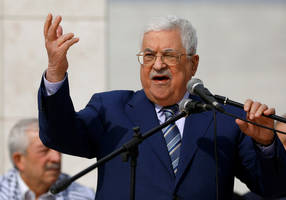 PA President Abbas orders reconstruction of house demolished by IDF