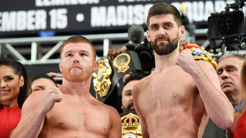canelo alvarez vs. rocky fielding: live blog, round-by-round analysis, updates