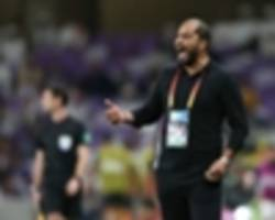 esperance coach mouine chaabani slams players after fifa club world cup defeat to al ain