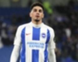 leon balogun 'very disappointed' with brighton and hove albion's loss to chelsea