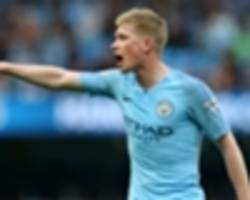 liverpool can push man city all the way for the premier league title, says kevin de bruyne