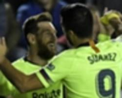 Messi sets new Barcelona record in scintillating Levante performance