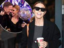 Strictly Come Dancing champ Stacey Dooley steps out after big win
