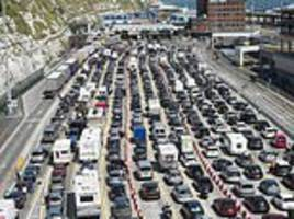 Drivers face £5.50 charge to enter Europe in the event of a No Deal Brexit, new plans reveal