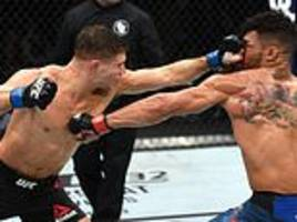 al iaquinta calls out conor mcgregor after win over kevin lee at ufc milwaukee