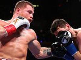 canelo alvarez reveals body shots were a key tactic in win over rocky fielding