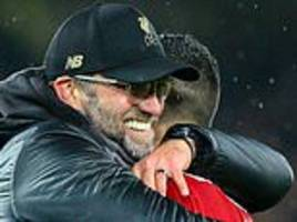 jurgen klopp hails 'perfect' liverpool display after beating manchester united