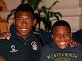 watford and cardiff among clubs interested in david alaba's cousin ronald sobowale