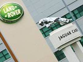 britain's largest carmaker jaguar land rover wields the axe again with 'up to 5,000 jobs at risk'