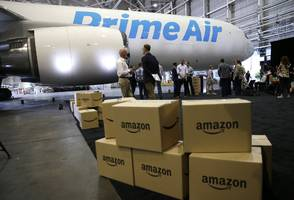 Amazon is building an air hub in Texas — and that means more bad news for FedEx and UPS, Morgan Stanley says (AMZN)