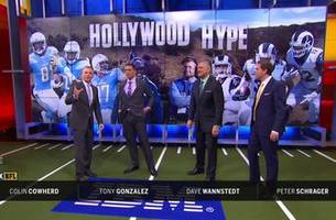 An all-Los Angeles Super Bowl? The NFL on FOX crew weighs in on the Rams and Chargers' chances