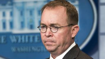 Mulvaney called Trump 'terrible human being' in 2016, video shows