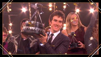 Sports Personality of the Year 2018: Geraint Thomas wins Sports Personality of the Year 2018