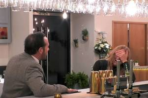 first dates and gogglebox viewers cringe as bristol date 'turns up drunk'