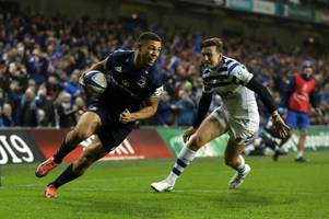 bath rugby analysis: changes needed, leinster just warming up, master of his art