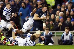 bath rugby player ratings - attwood grew in stature on a tough night against slick leinster