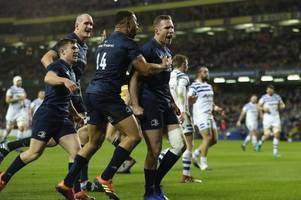 Blackadder says Bath Rugby v Leinster part two was 'a bit like Yin and Yang'