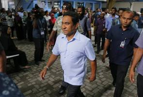 maldives seize $6.5 million from former president