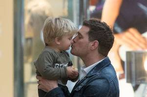 michael buble reveals why he 'chose' to put career on hold during son's cancer fight